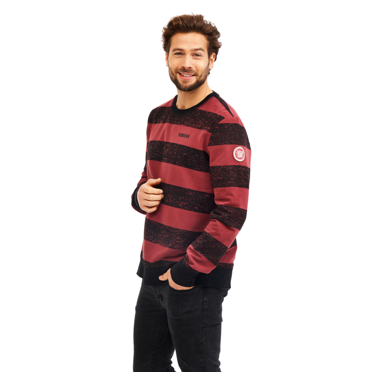YAMAHA Sweat homme Angus Faster Sons 2021