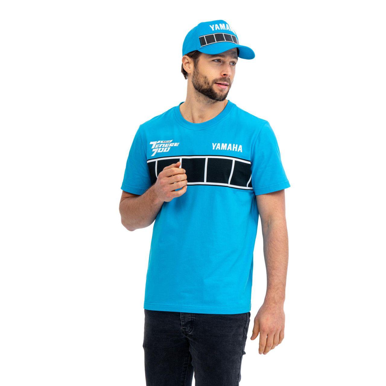 YAMAHA T-Shirt homme Ténéré 700 Rally 2021