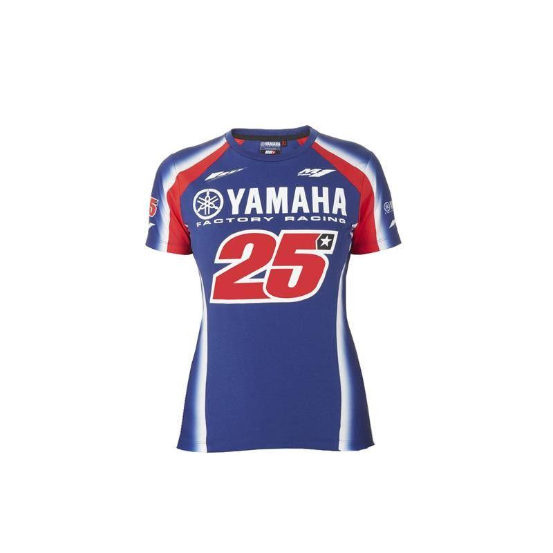 YAMAHA T-shirt femme MV25 2018