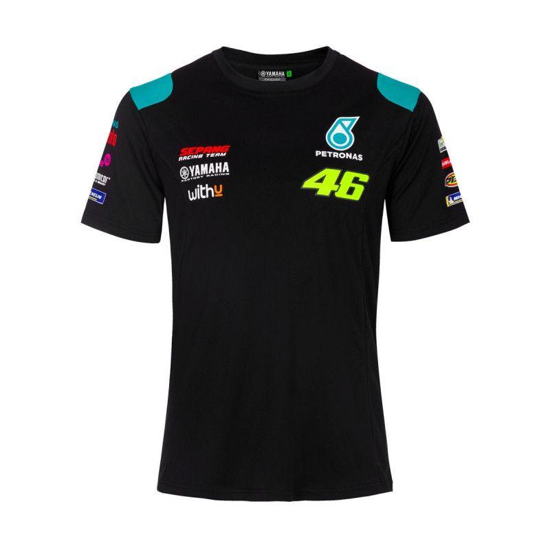 YAMAHA T-shirt homme Replica Petronas SRT Team VR46 2021