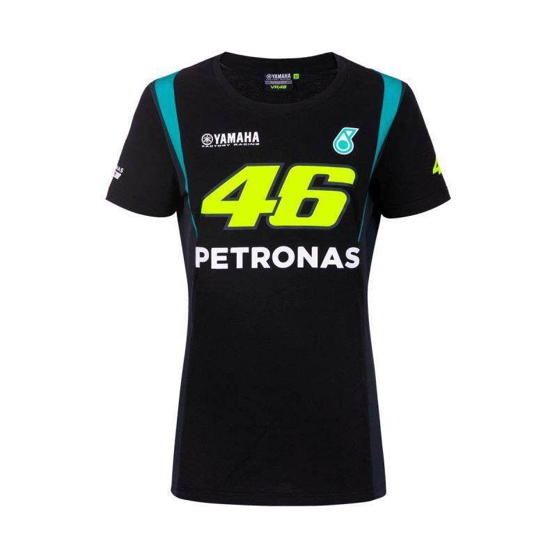 YAMAHA T-shirt femme Racing Petronas Team VR46 2021
