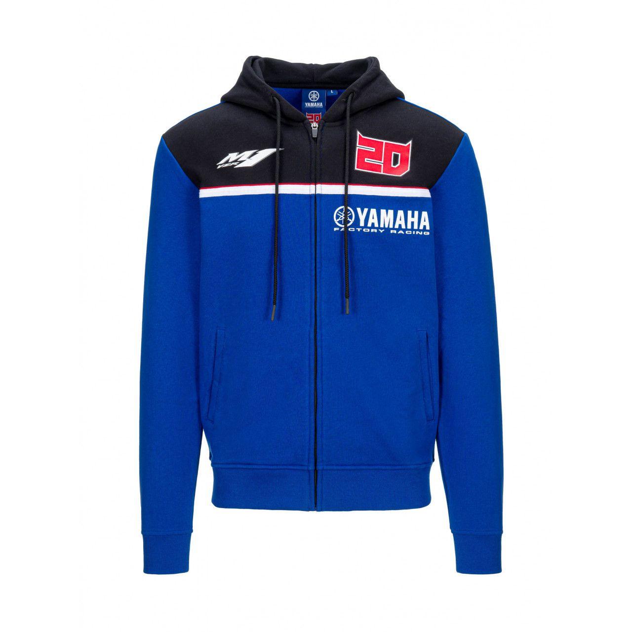 YAMAHA Sweat homme Fabio Quartararo 2021