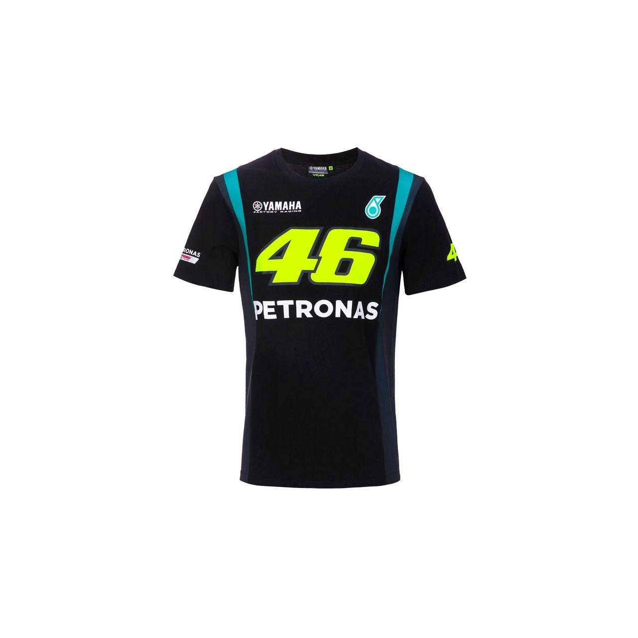 YAMAHA T-shirt Homme Racing Petronas Team VR46 2021