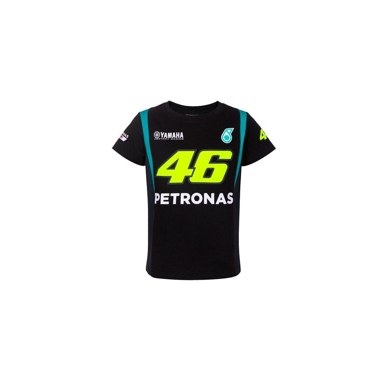 YAMAHA T-shirt Enfant Racing Petronas Team VR46 2021