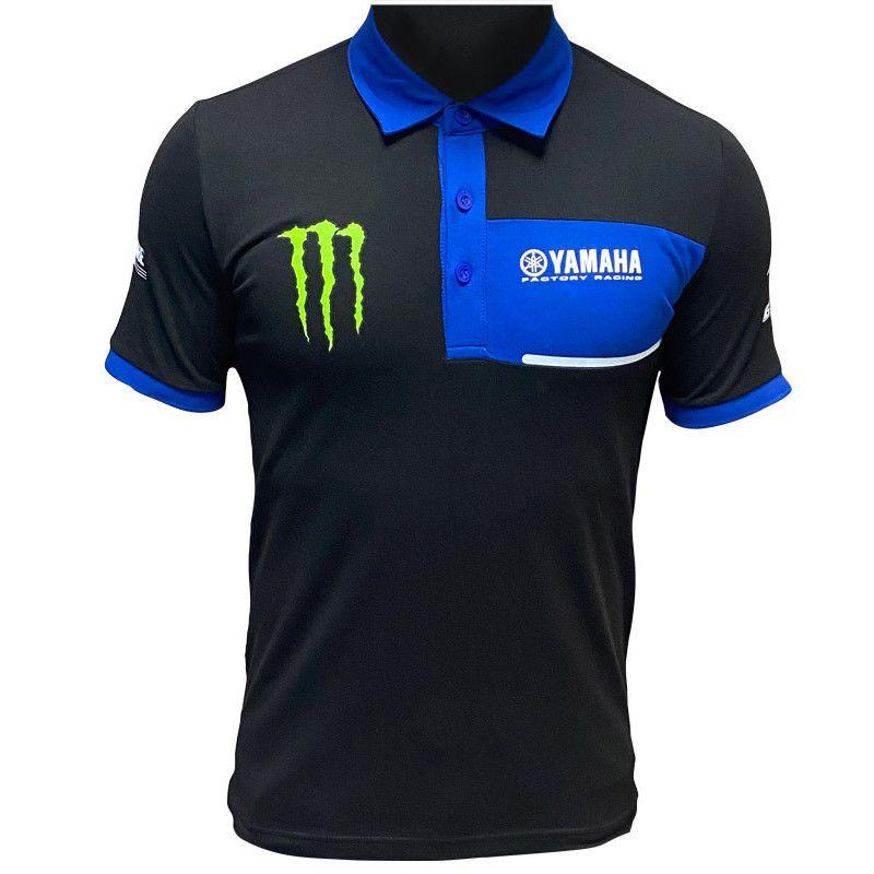 YAMAHA Polo Homme Monster Wigan MXGP 2021