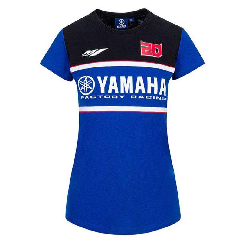 YAMAHA T-shirt femme Fabio Quartararo El Diablo 2021