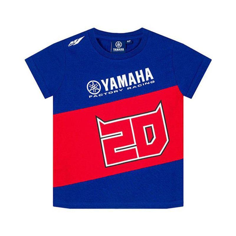 YAMAHA T-shirt enfant Fabio Quartararo 2021