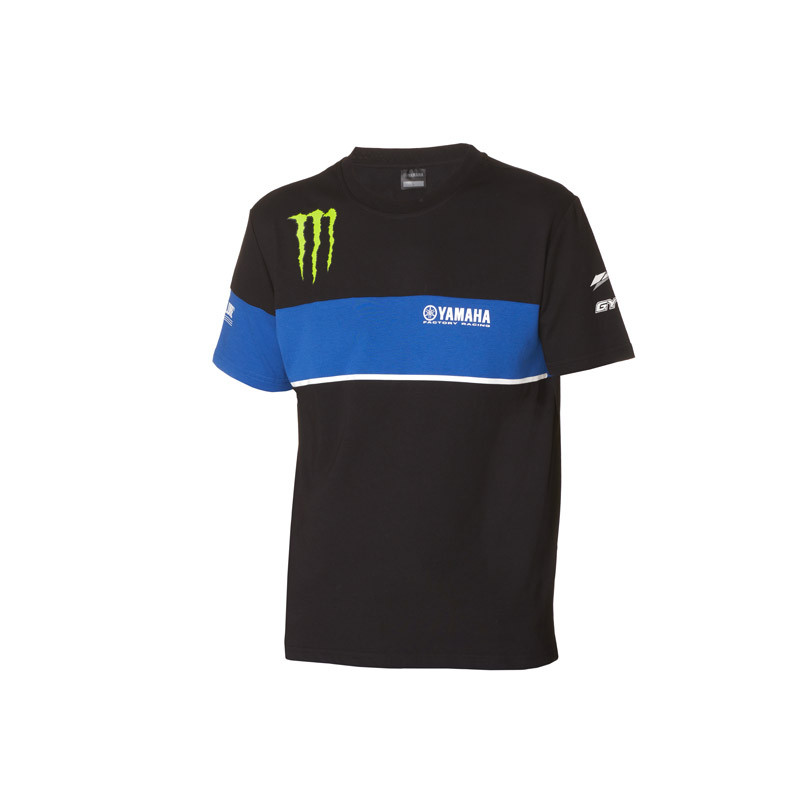 YAMAHA T-Shirt Homme Monster Sandwell MXGP 2021
