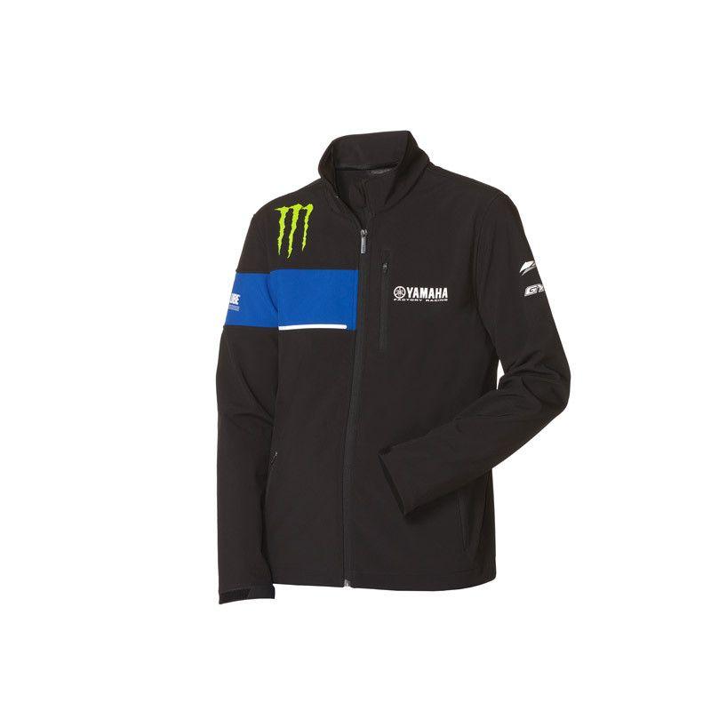 YAMAHA Veste softshell homme MX GP Monster Medway