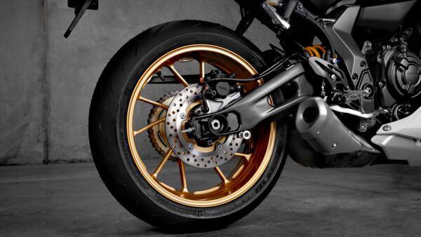 Yamaha R7 world GP amortisseur