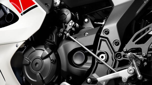 Yamaha R7 world GP embrayage